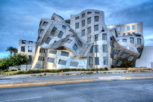 Photographers of Las Vegas - Architectural Photography - brain health building