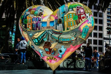 Photographers of Las Vegas - Concept Photography - art heart sf love