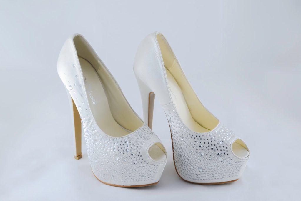 Photographers of Las Vegas - Product Photography - Wedding Shoes