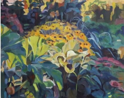 Garden Dream by Wyrick