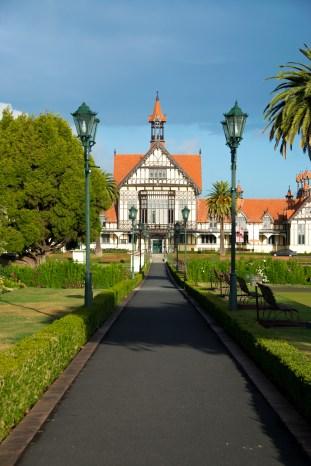 Rotorua Museum & Gardens