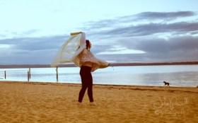 Ballerina at Sunset-3