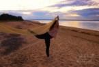 Ballerina at Sunset--4