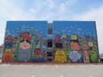 building mural downtown des moines
