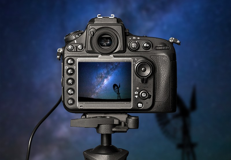 How to: Beginner DSLR Astrophotography [Video