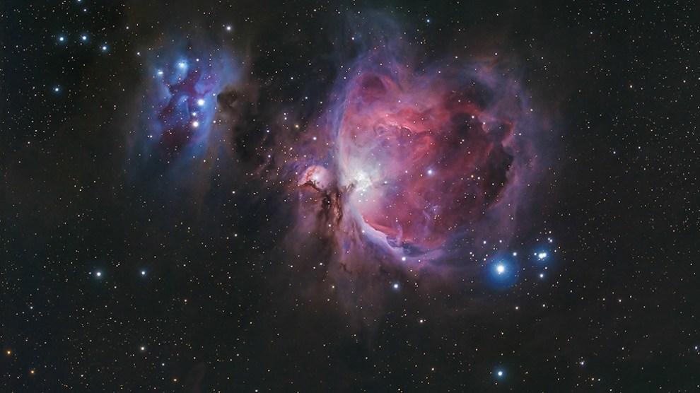 Orion Nebula M42 Astrotanja