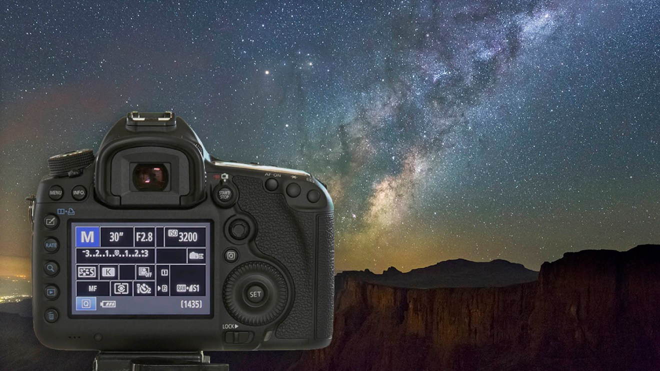 How to Photograph the Milky Way • PhotographingSpace com