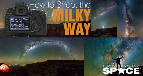 How to photograph the Milky Way!