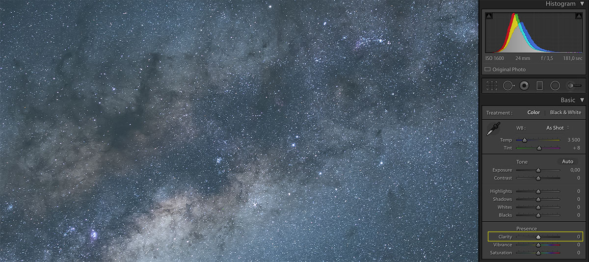 3 Powerful Lightroom Adjustments for Milky Way Editing