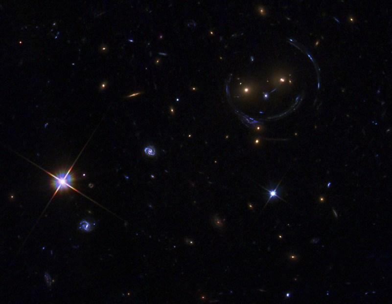 gravitational lens