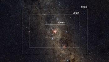 A Basic Deep-Sky Setup for DSLR Astrophotography