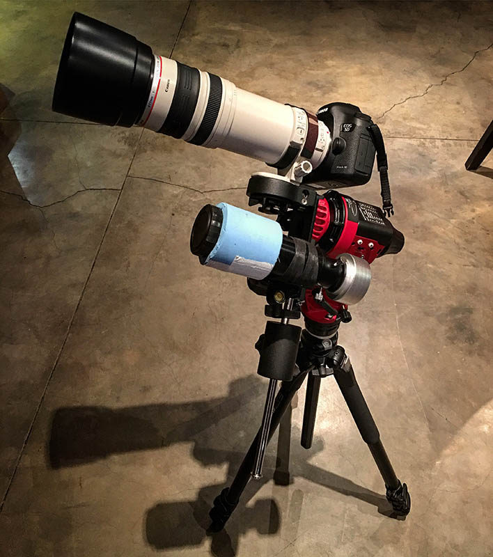How to do Deep-Sky Astrophotography Without a Telescope