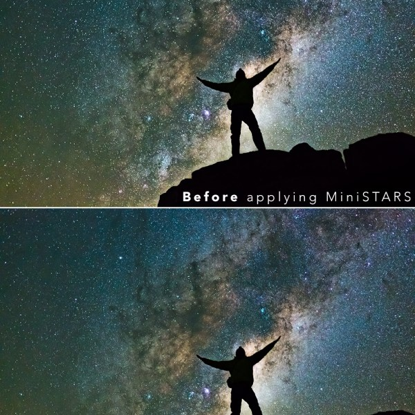 Before and After MiniSTARS