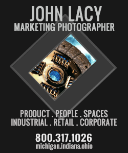 Marketing Photography for Industry