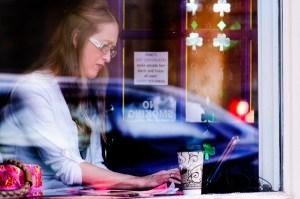 Working Reflections - Photographer Alex Sablan
