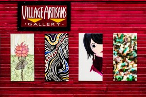 Village Artisans - Peeps in the Park - Photographer Alex Sablan