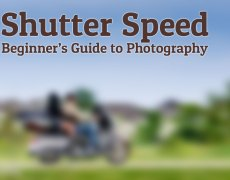 Shutter Speed – Beginner's Guide to DSLR Photography