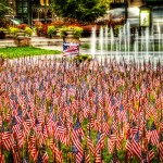 9/11 Memorial at the Greene Towne Center 2011 - Dayton Photographer Alex Sablan