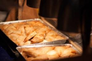 Spanakopita (Feta and Spinach Pies) - Dayton Photographer Alex Sablan