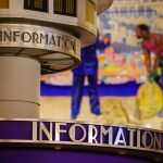 Information Booth at Union Station - Dayton Photographer Alex Sablan