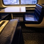 Amtrak Dining Car - Dayton Photographer Alex Sablan