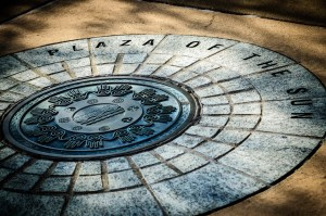 Plaza of the Sun - Dayton Photographer Alex Sablan