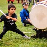 Shinto Drummer Intensity - Dayton Photographer Alex Sablan