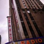 Radio City Music Hall before the Deluge - Dayton Photographer Alex Sablan