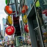 M&M Store Times Square - Dayton Photographer Alex Sablan