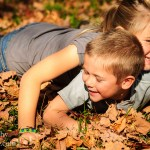 Family Photography by Dayton Photographer Alex Sablan at George Rogers Clark Park in Springfield, Ohio