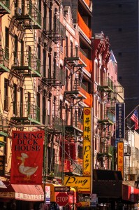 Peking Duck House in Chinatown NYC