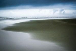 Pacific Beach Sunrise by Alex Sablan