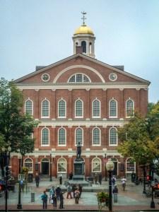 Faneuil Hall Boston, MA - Travel Photography by Alex Sablan