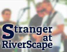 Stranger at First Friday – Band Photography