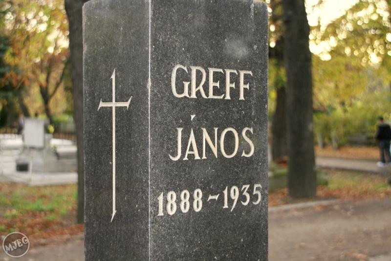 Greff, János