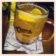 """Having a Beer @ The """"Set"""" Bar @ Cheers"""