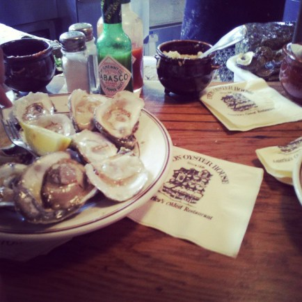 Ye Olde Union Oyster House (Oldest Restaurant in the USA)