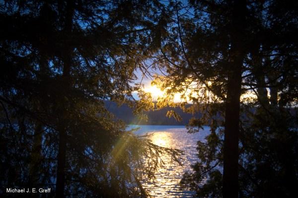Lake Cecebe, Ontario, Canada