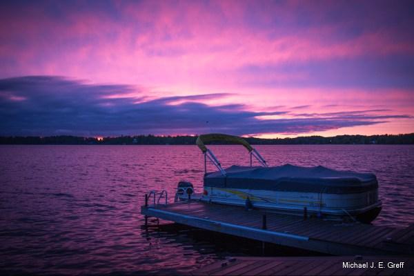Lake Cecebe, Ryerson, Ontario, Canada