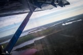 Flight in - Lake Esnagami