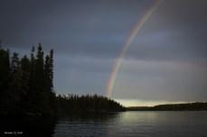 Rainbow, Lake Esnagami