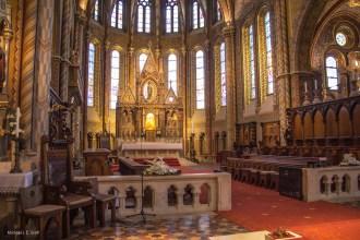 Mátyás Templom (R.C. Church)
