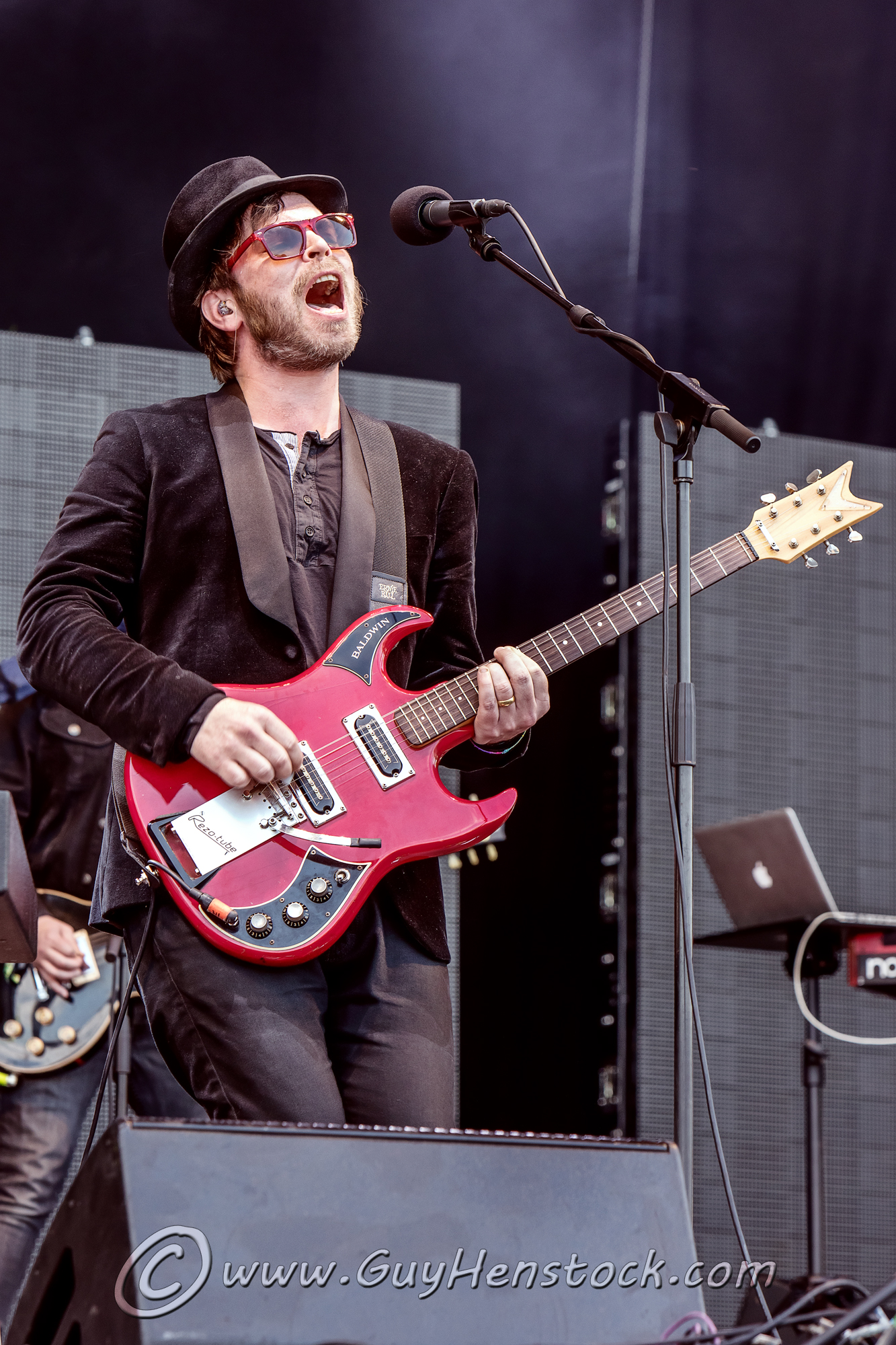 GAZ COOMBES @ Common People Oxford 2016