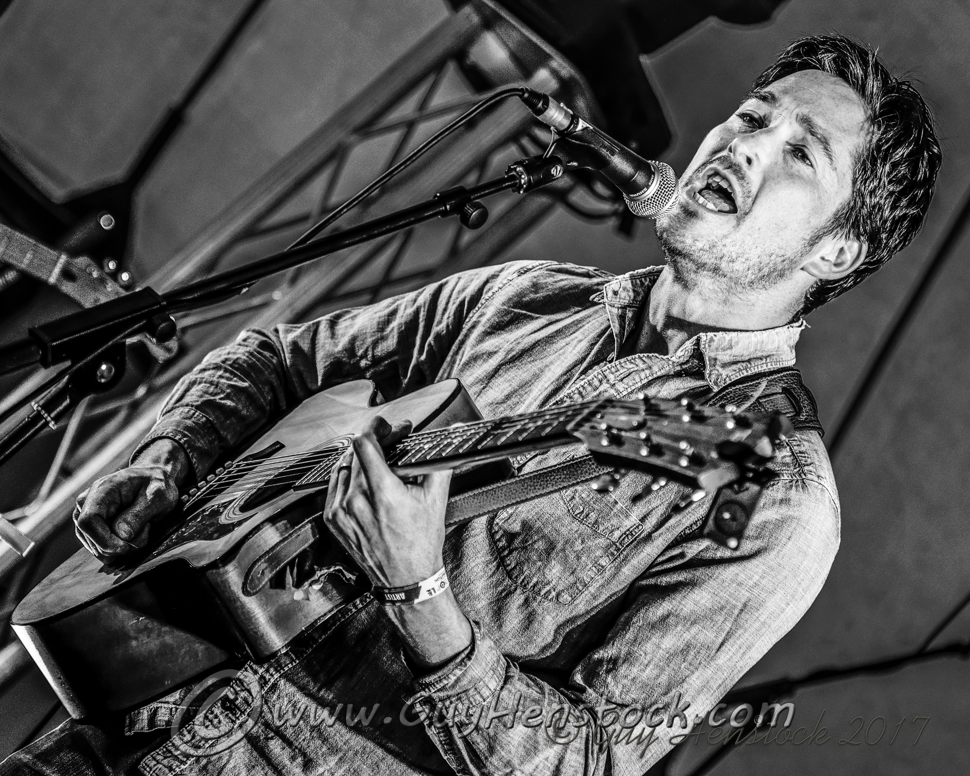 Live music  photography link