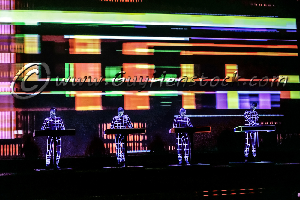 Kraftwerk at New Theatre Oxford