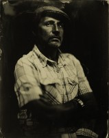 Nathan - 28 x 35 cm wetplate ambrotype