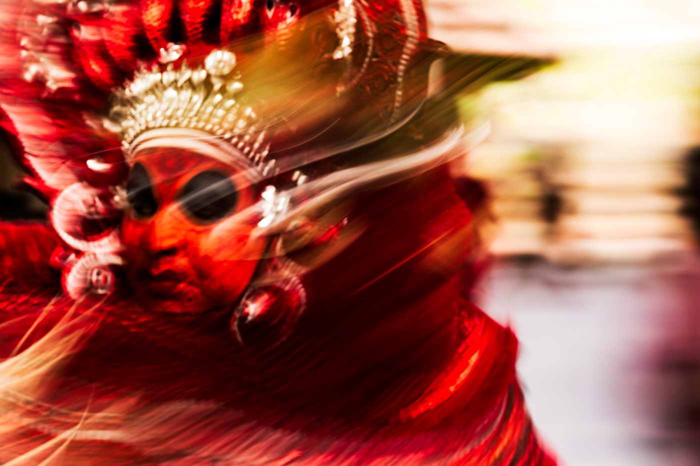 Theyyam – Living Deities