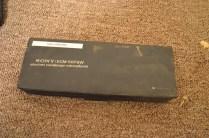 SONY ECM-50PSW electret condenser lav microphone