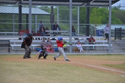 Rangers Little League 012