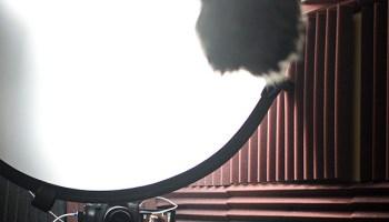 Camera Mic and Diffusion